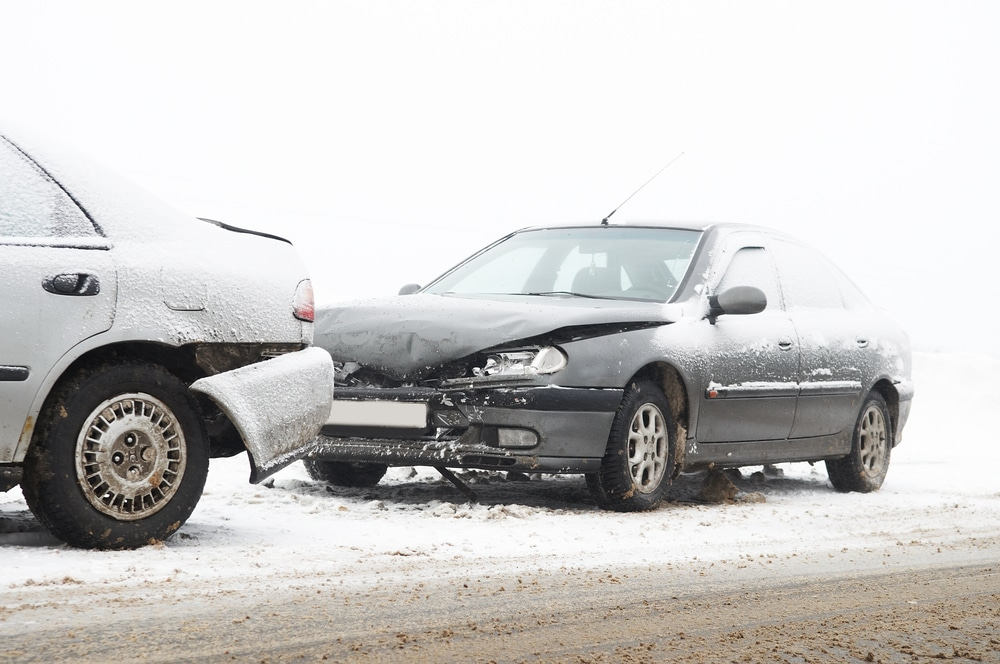 car winter accidents