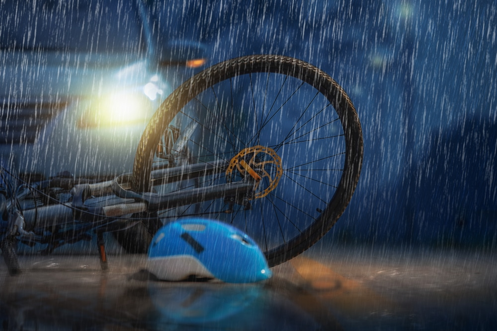rain can cause accidents