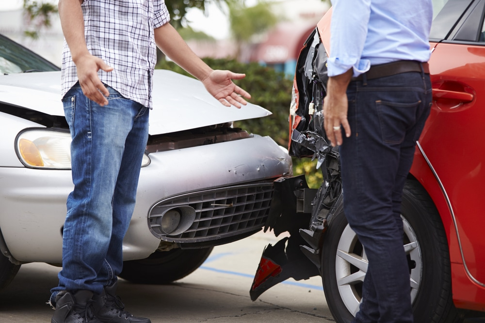 how much does it cost for the car accident case